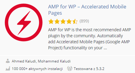 AMP for WP