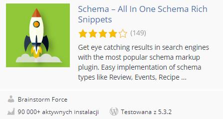 All In One Schema Rich Snippet